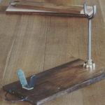生ハムの原木台